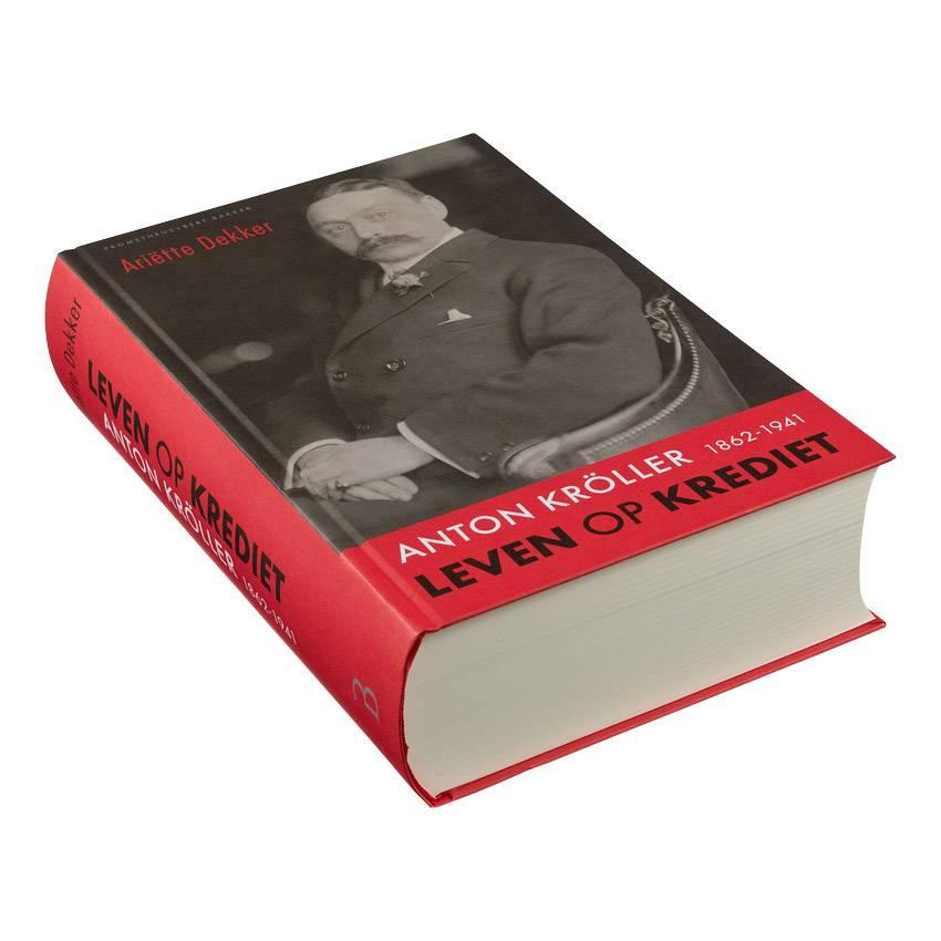 ANTON KRÖLLER (1862-1941) - LIVING ON CREDIT