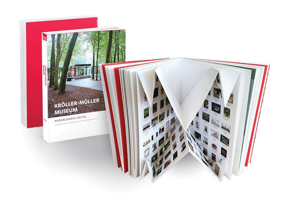 COLLECTIEBOEK KRÖLLER-MÜLLER MUSEUM
