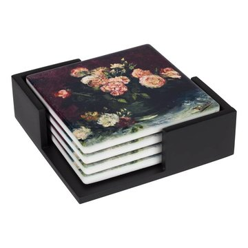 CERAMIC COASTERS VINCENT VAN GOGH