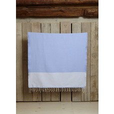 Call it Fouta! hamamdoek Fines light blue