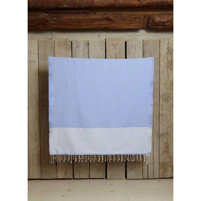 Call it Fouta! hamamdoek Fines light blue