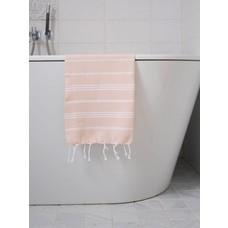 Ottomania hamam handdoek perzik