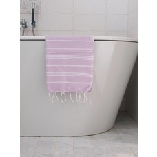 Ottomania hamam handdoek lichtlila