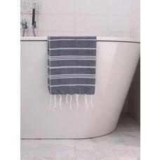 Ottomania hamam handdoek marineblauw