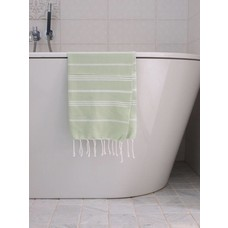 Ottomania hamam handdoek lichtgroen