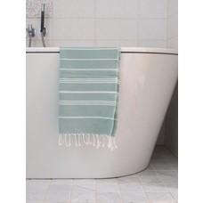 Ottomania hamam handdoek grijsgroen