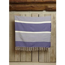 Call it Fouta! hamamdoek XXL Saint Tropez purple
