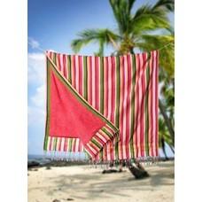 PURE Kenya kikoy strandlaken Furaha stripes