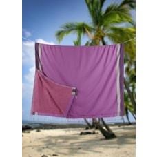 PURE Kenya kikoy XL strandlaken Max purple