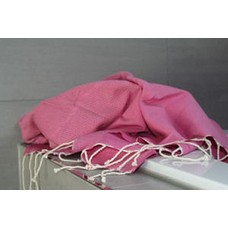 Call it Fouta! hamamdoek Honeycomb pink