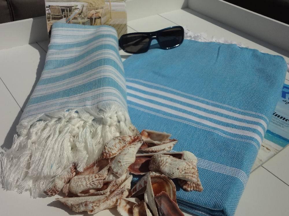 Hamamdoek, de ideale zomerdoek!