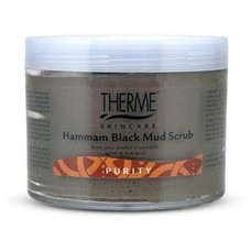 Therme Hammam Black Mud Scrub