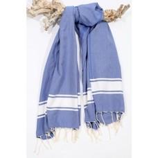 Call it Fouta! hamamdoek Robuste royal blue