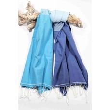 Call it Fouta! fouta Splash blue turquoise