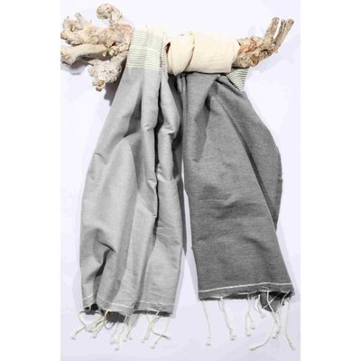 Call it Fouta! fouta Splash gray
