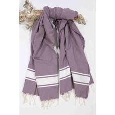 Call it Fouta! hamamdoek Robuste violet (nw)