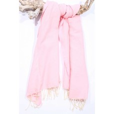 Call it Fouta! hamamdoek Honeycomb soft pink