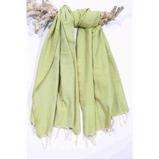 Call it Fouta! hamamdoek Honeycomb olive green