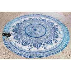 Roundie Gypsy Spring blue