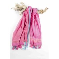 PURE Kenya kikoy strandlaken Lamu pink