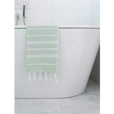 Ottomania hamam handdoek salie
