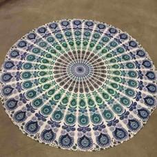 Roundie Gypsy Peacock Atlantis