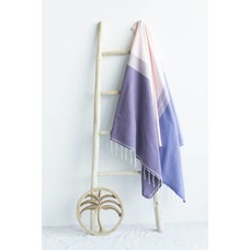 Call it Fouta! fouta Splash pink purple mauve