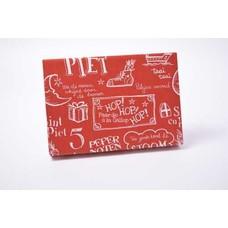 Cadeauverpakking - Sinterklaas klein