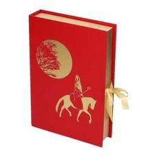 Cadeauverpakking - boek van Sinterklaas klein
