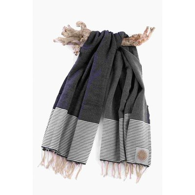 Call it Fouta! hamamdoek Fines antraciet