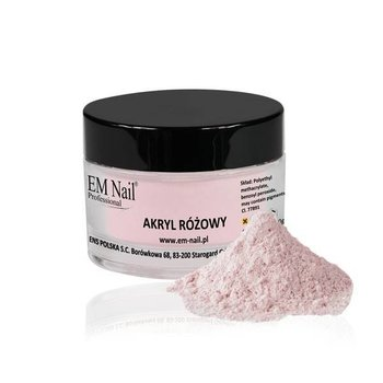 Acryl poeder roze 15gr