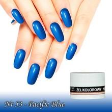 UV Color Gel Pacific Blue nr 53