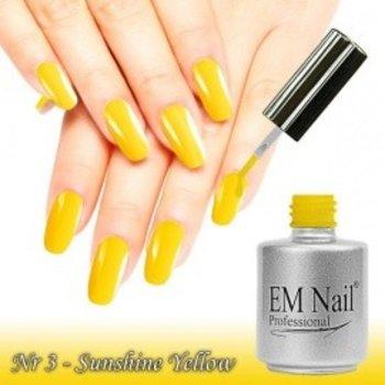 Sunshine Yellow nr 3 (15ml)