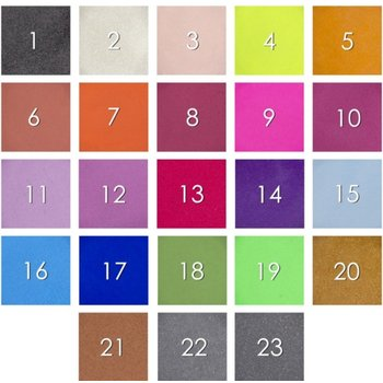 Acryl colors 5gr