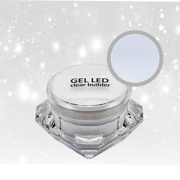 Led Gel Clear Builder 15ml