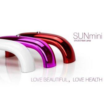 UV Led Lamp Sun Mini 9 Watt Wit NIEUW!!