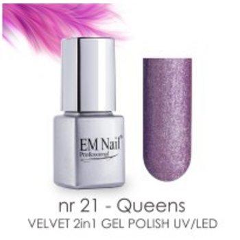 Velvet Gellak nr 21
