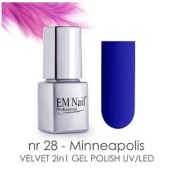 Velvet Gellak nr 28