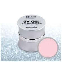 UV Gel one phase pink 15ml