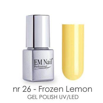 Frozen Lemon nr 26 (15ml)