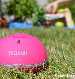 Maxell Maxell MXSP-BT01 Bluetooth Speaker kleur Roze