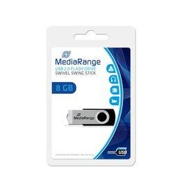 MediaRange USB 2.0 Flash Drive 8GB