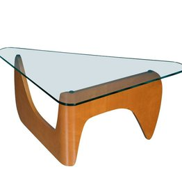 Lutjens Glass Coffee Table Item 559