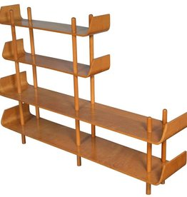 Lutjens Plywood Shelfunit