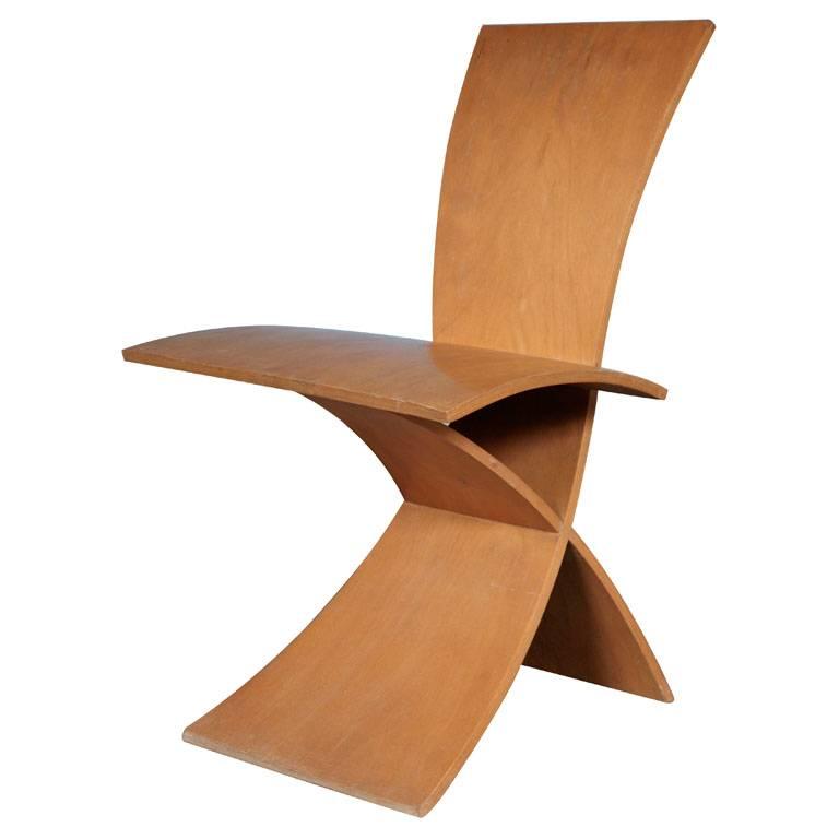 gesigneerde prototype design stoel ontworpen door samuel chan, Meubels Ideeën