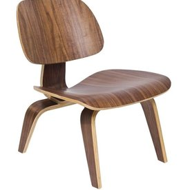 EAMES MILLERS WALNUT LCW CHAIR