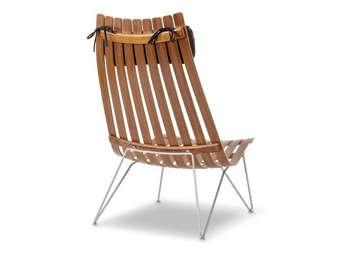 SCANDIA SENIOR BOLT SCANDIA SENIOR BOLT Lounge chair by Hans Brattrud
