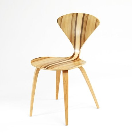 SIDE CHAIR By Norman Cherner ...