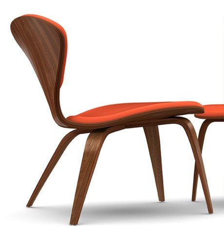 Lounge Side Chair by Cherner junior