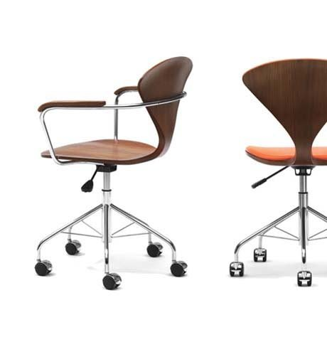 ... TASK CHAIR With Arms By Norman Cherner ...